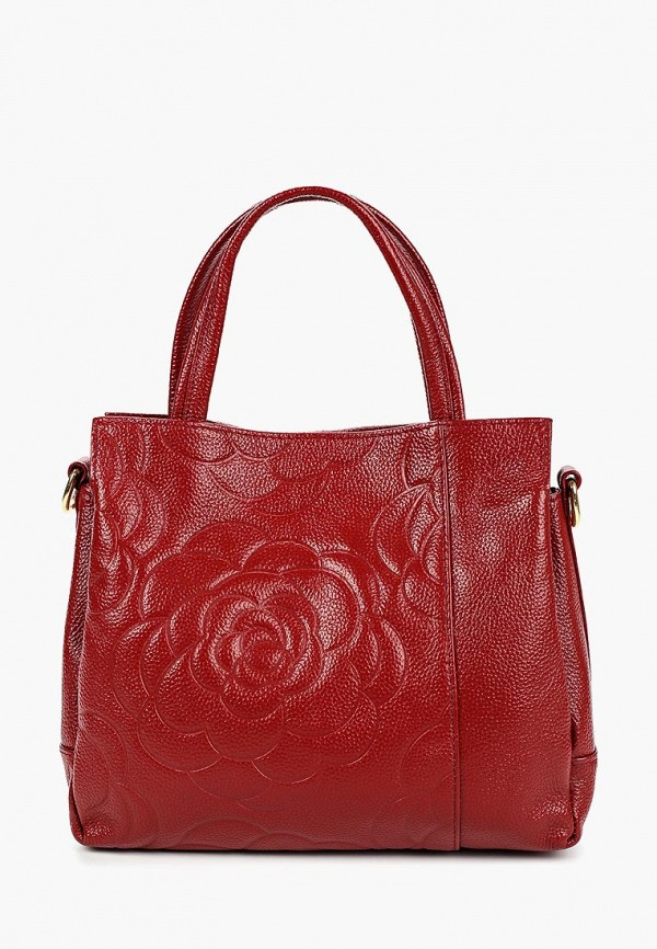 Фото - Женскую сумку Cheribags бордового цвета