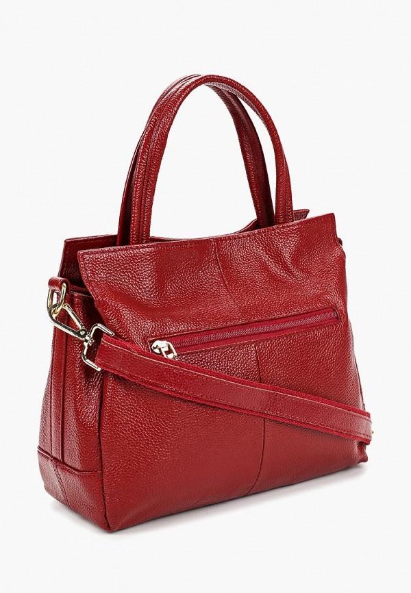 Фото 2 - Женскую сумку Cheribags бордового цвета
