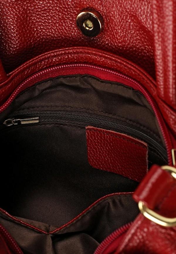 Фото 3 - Женскую сумку Cheribags бордового цвета