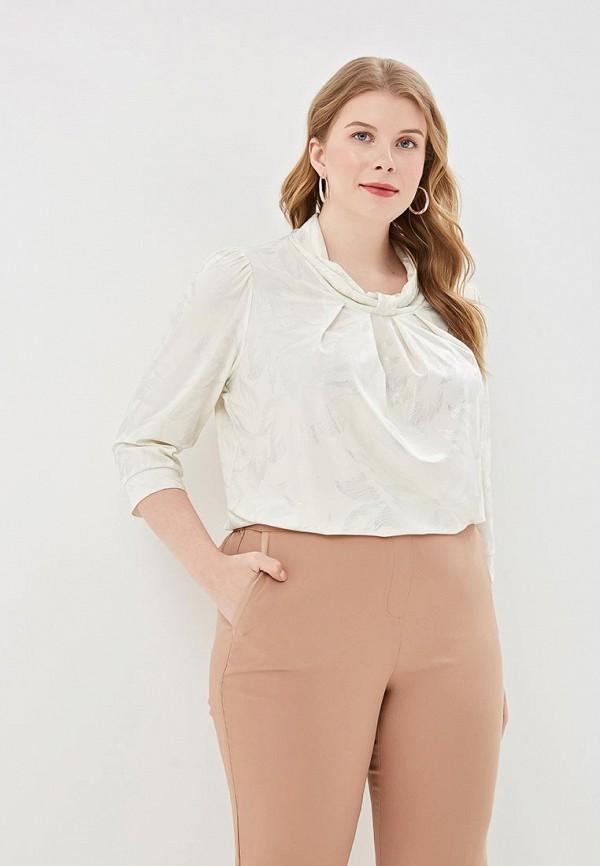 Блуза Olsi цвет бежевый