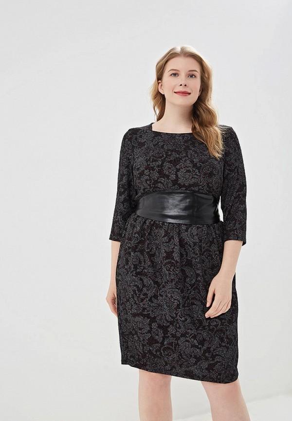 Платье Olsi цвет черный