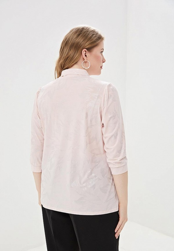 Блуза Olsi цвет розовый  Фото 3