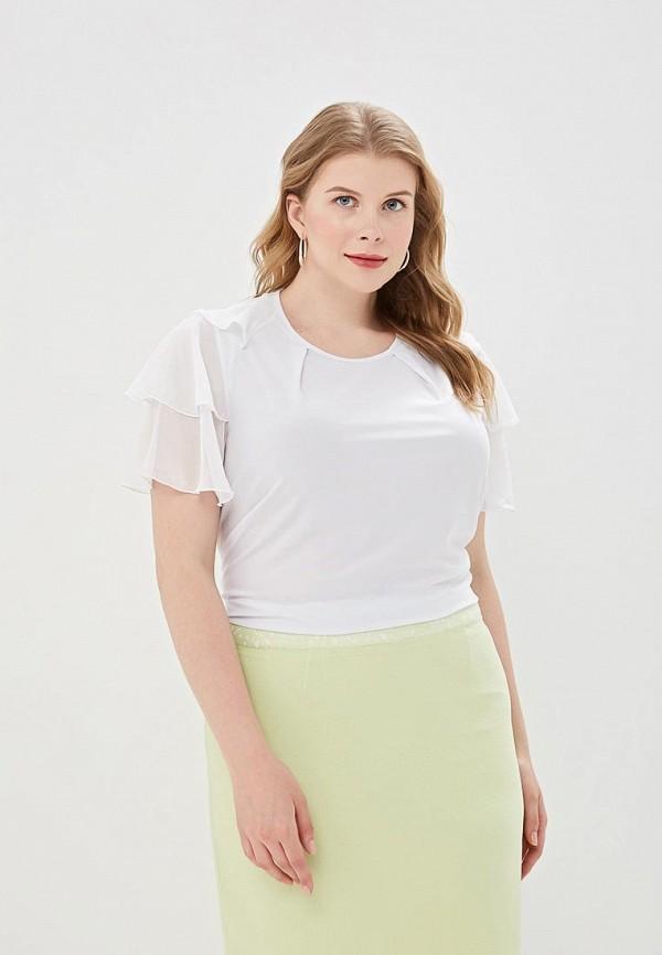 Блуза Olsi цвет белый