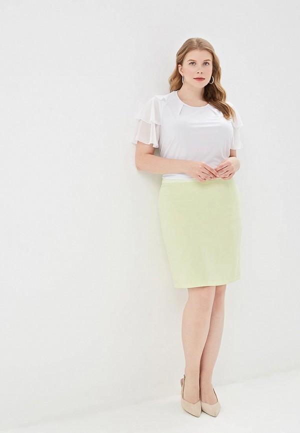 Блуза Olsi цвет белый  Фото 2