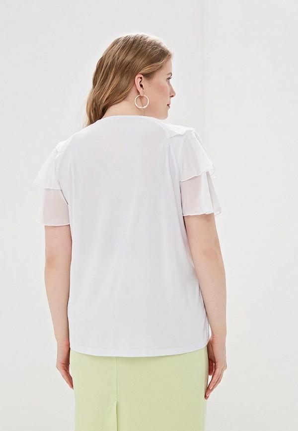 Блуза Olsi цвет белый  Фото 3