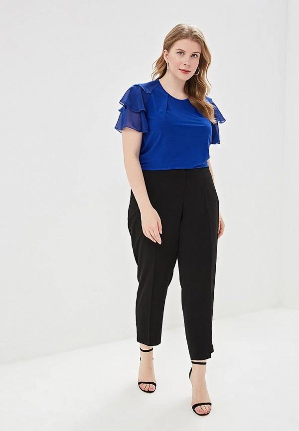 Блуза Olsi цвет синий  Фото 2