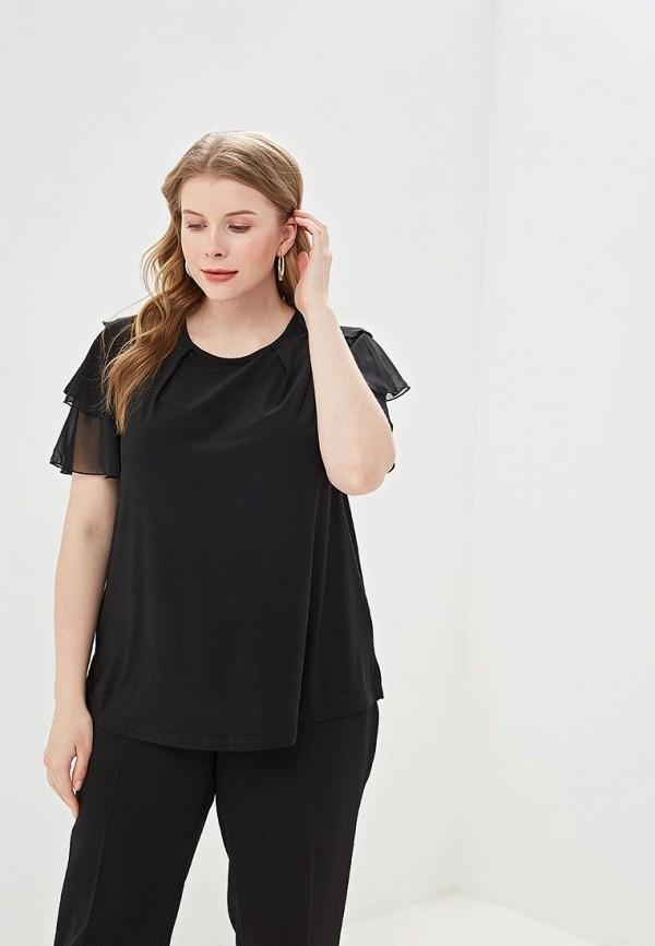 Блуза Olsi цвет черный