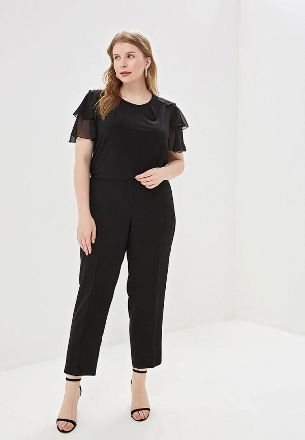 Блуза Olsi цвет черный  Фото 2