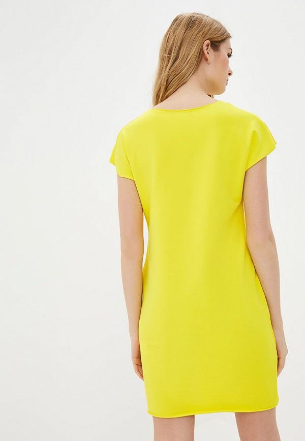 Платье Whitney цвет желтый  Фото 3