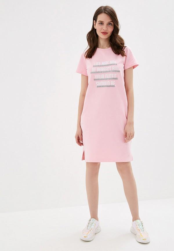 Платье Whitney цвет розовый  Фото 2
