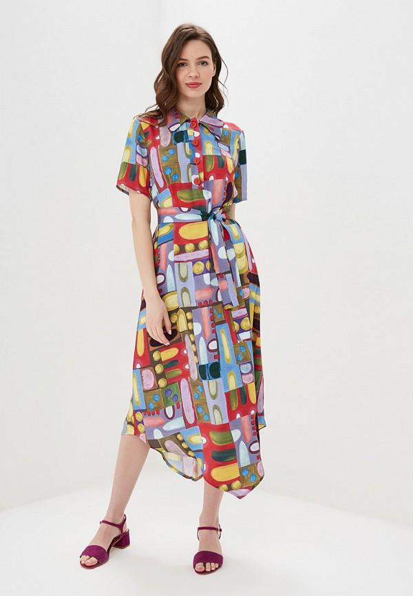 Платье Модный дом Виктории Тишиной Модный дом Виктории Тишиной MP002XW12BGO