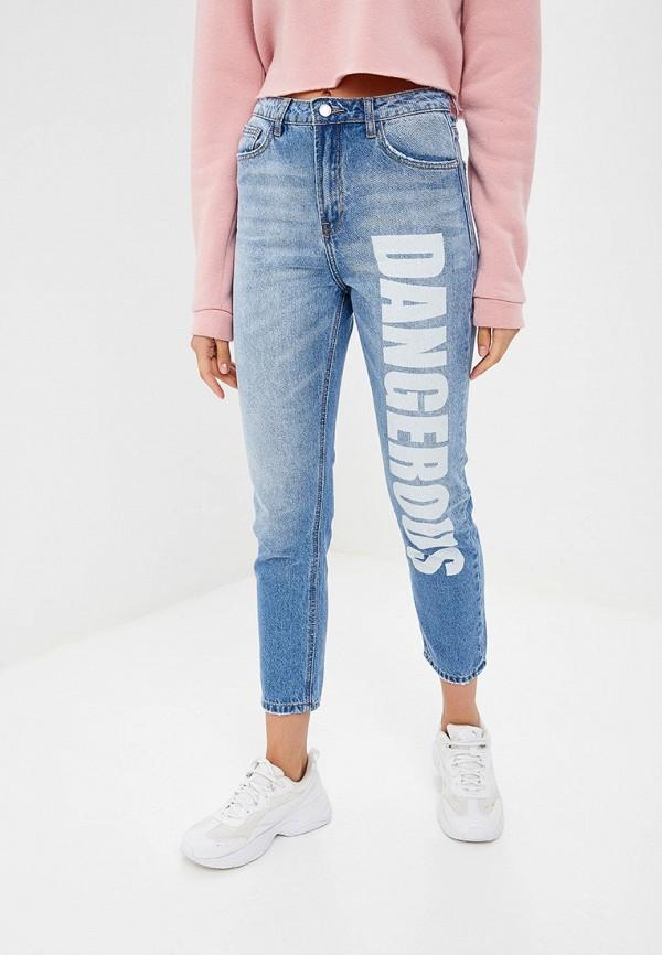 женские джинсы tom farr, синие