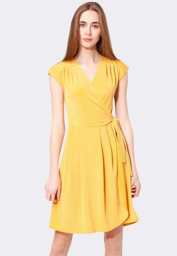 Купить Повседневные, Платье Cat Orange, mp002xw12bhj, желтый, Весна-лето 2019