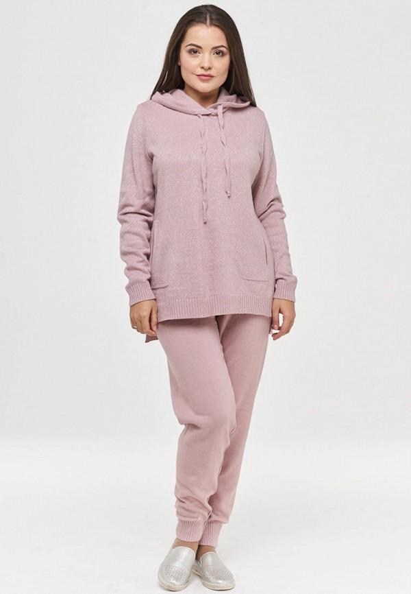 женский костюм vay, розовый