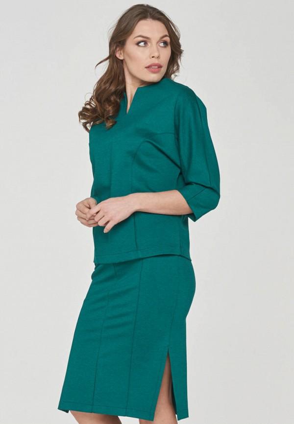 женский костюм vay, зеленый