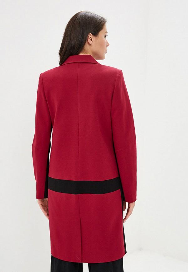 Пальто Ruxara цвет бордовый  Фото 3