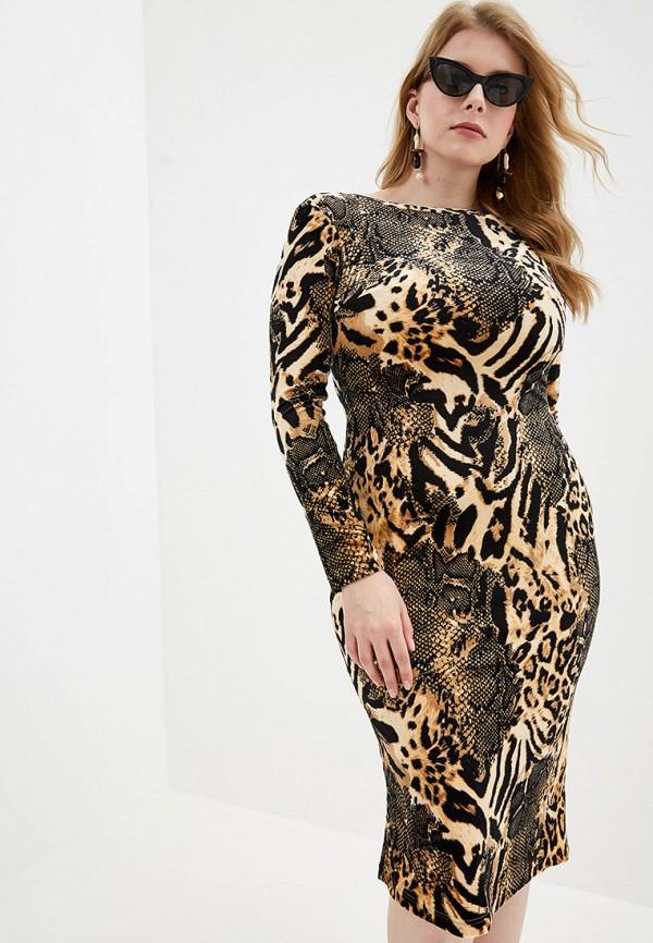 Платье Irina Vladi Irina Vladi MP002XW12BJN недорго, оригинальная цена