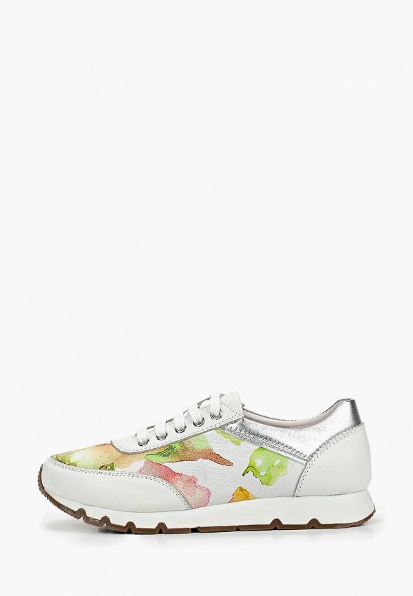 женские кроссовки marie collet, белые