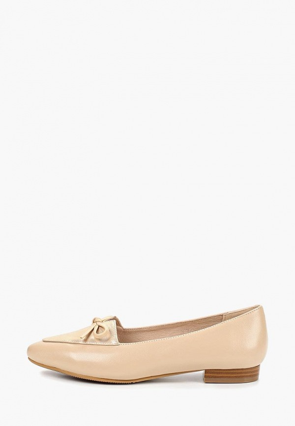 женские туфли marie collet, бежевые