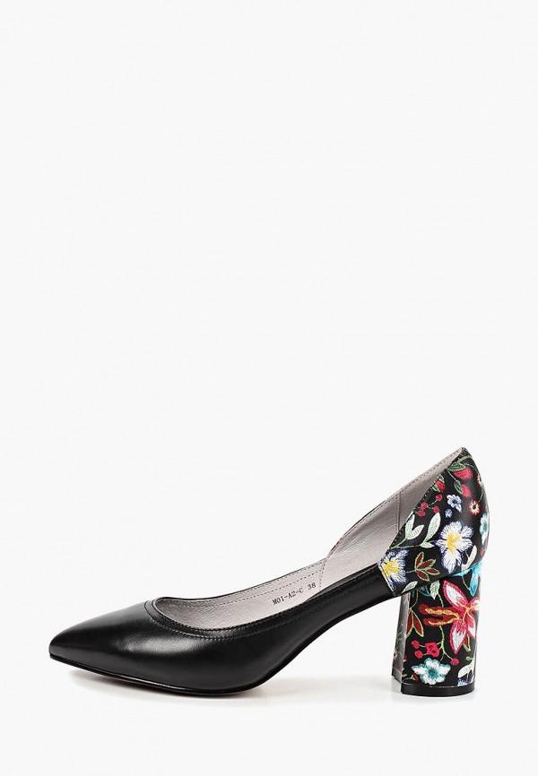женские туфли marie collet, черные