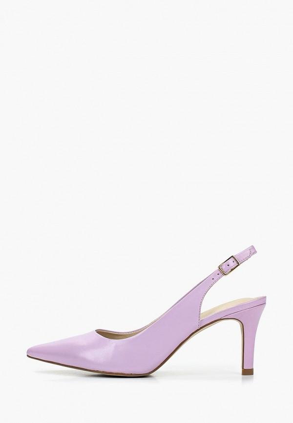 женские туфли indiana, фиолетовые