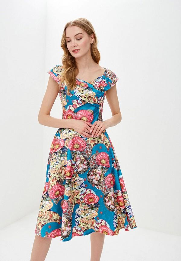 цена Платье MadaM T MadaM T MP002XW12BQD онлайн в 2017 году