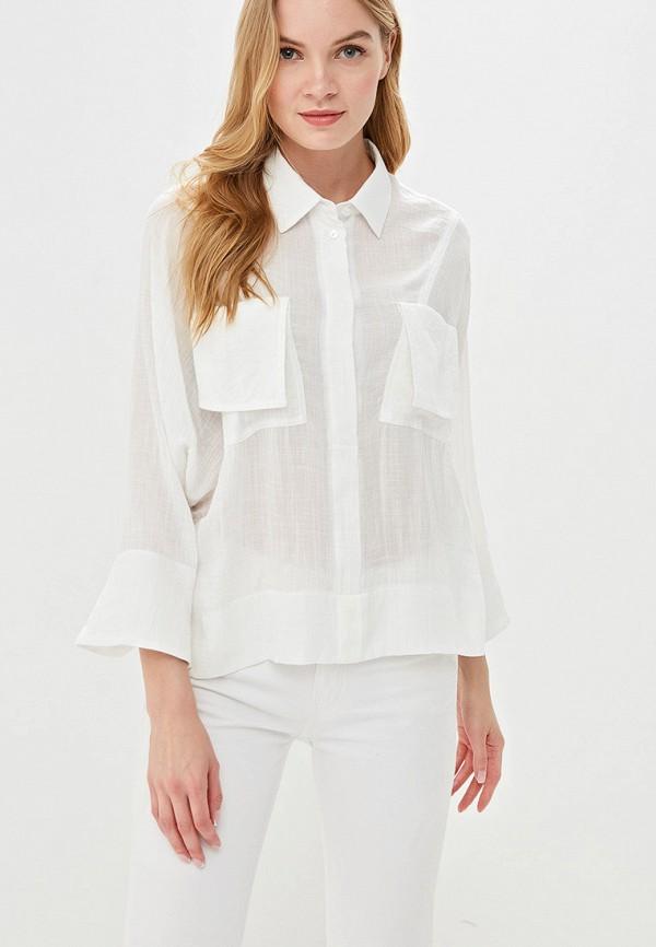 женская блузка мадам т, белая