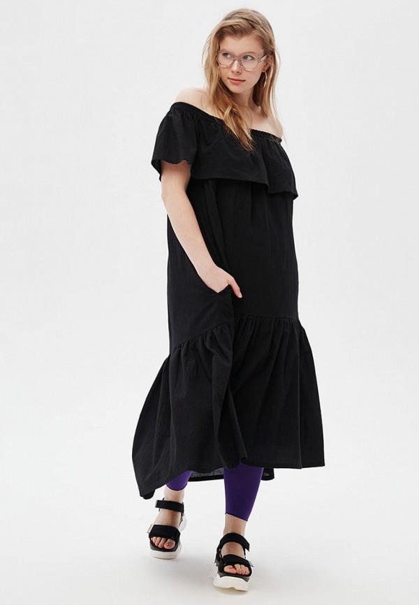 цена Платье Lessismore Lessismore MP002XW12BUA онлайн в 2017 году