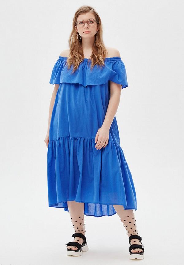 цена Платье Lessismore Lessismore MP002XW12BUB онлайн в 2017 году