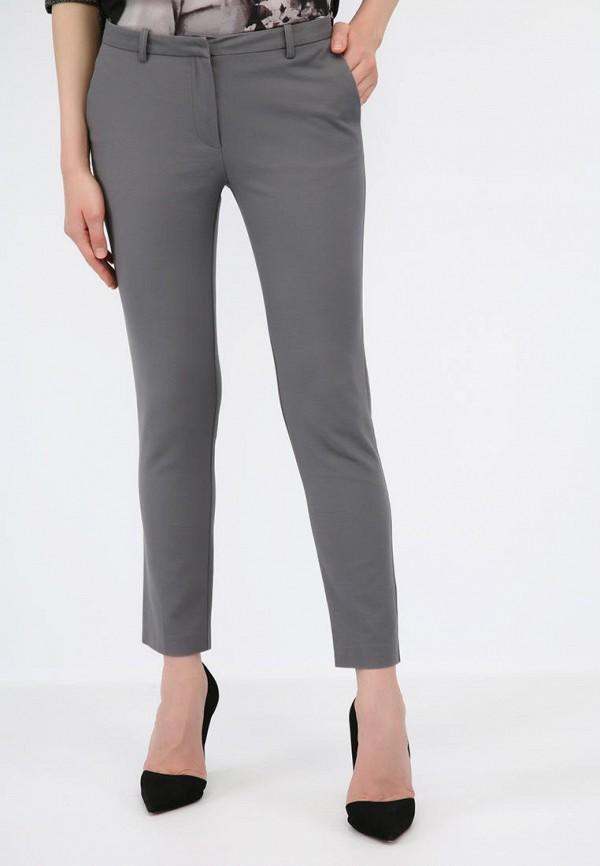 женские классические брюки alcott, серые