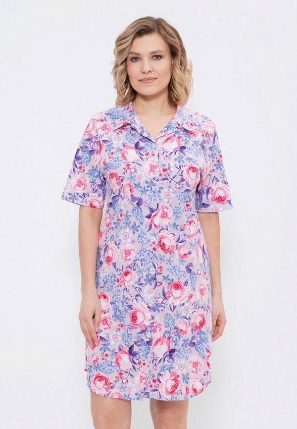 женское платье cleo, розовое
