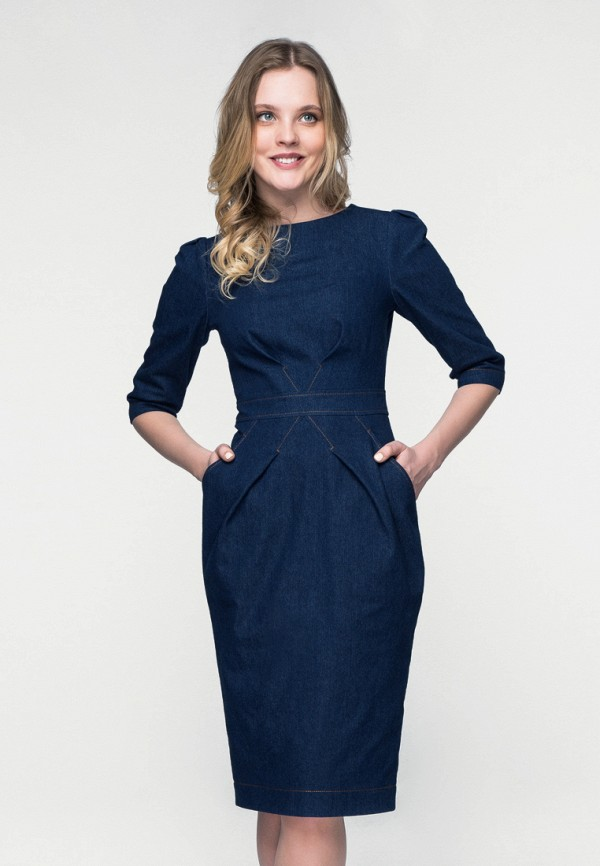 Платье джинсовое Masha Mart Masha Mart MP002XW130WJ mart poom minu lugu