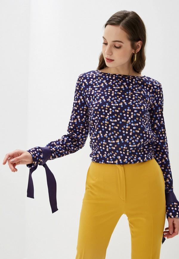 Блуза Vilatte цвет синий