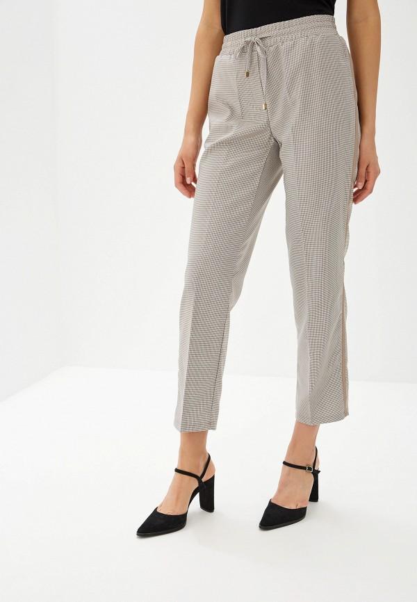 женские брюки vilatte, бежевые
