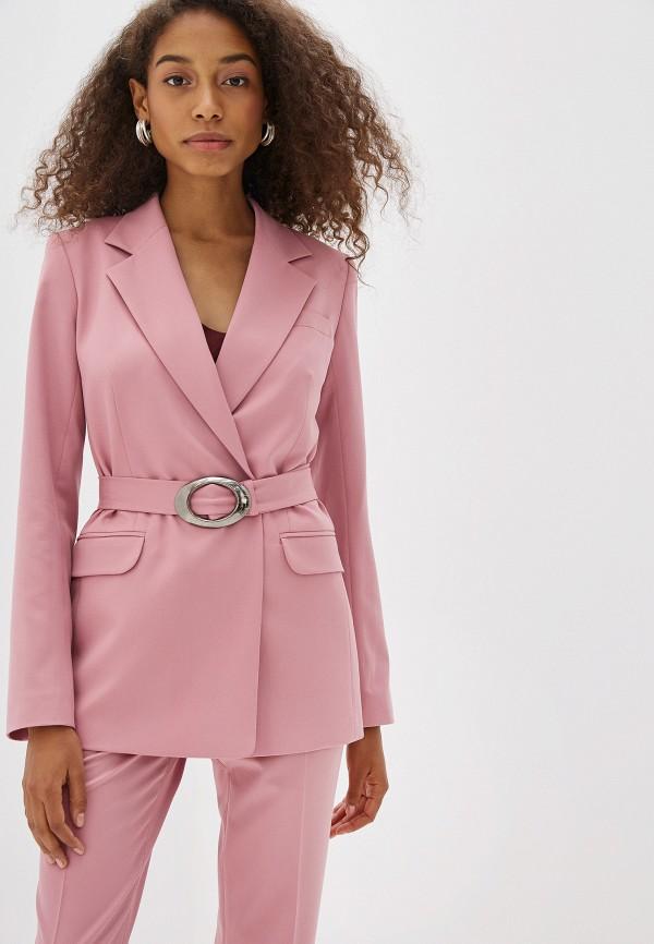 Жакет la Biali цвет розовый