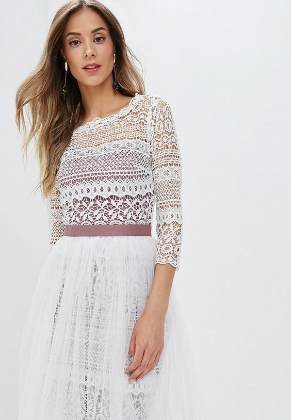 Платье Lakshmi fashion цвет белый  Фото 2