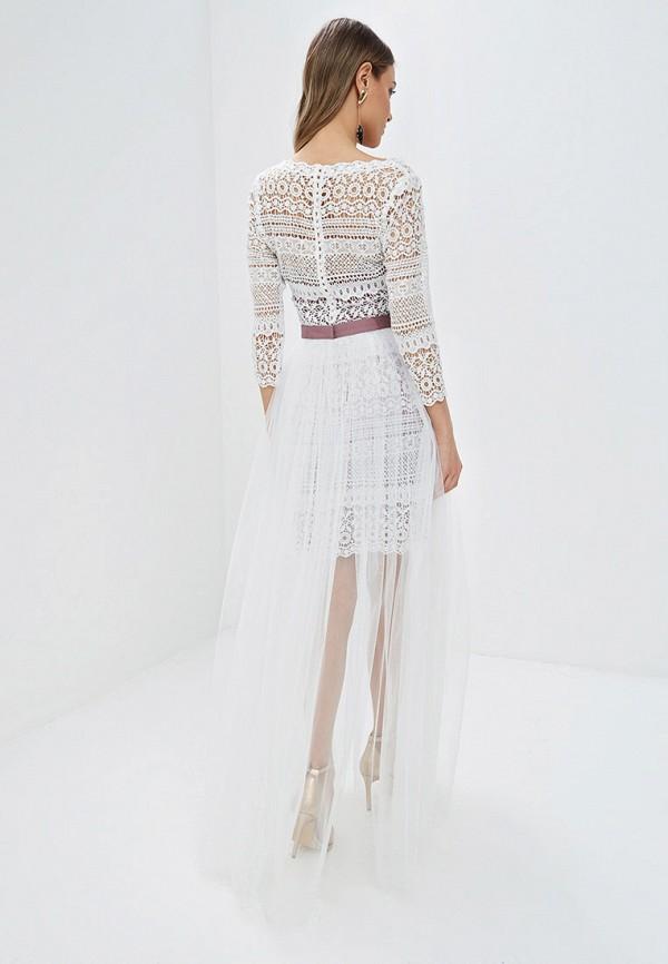 Платье Lakshmi fashion цвет белый  Фото 3