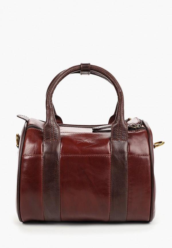 женская сумка alexander tsiselsky, коричневая