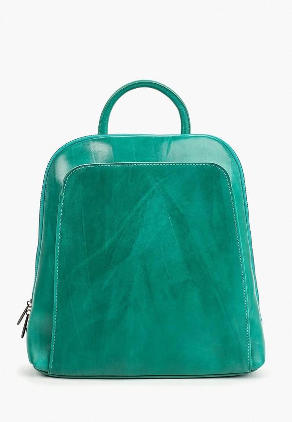 женский рюкзак alexander tsiselsky, зеленый