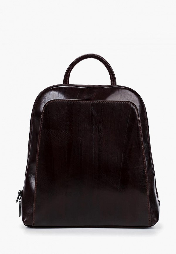 женский рюкзак alexander tsiselsky, коричневый