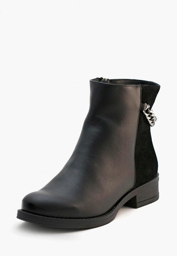 Купить Ботинки Jeleni, MP002XW134H1, черный, Осень-зима 2017/2018