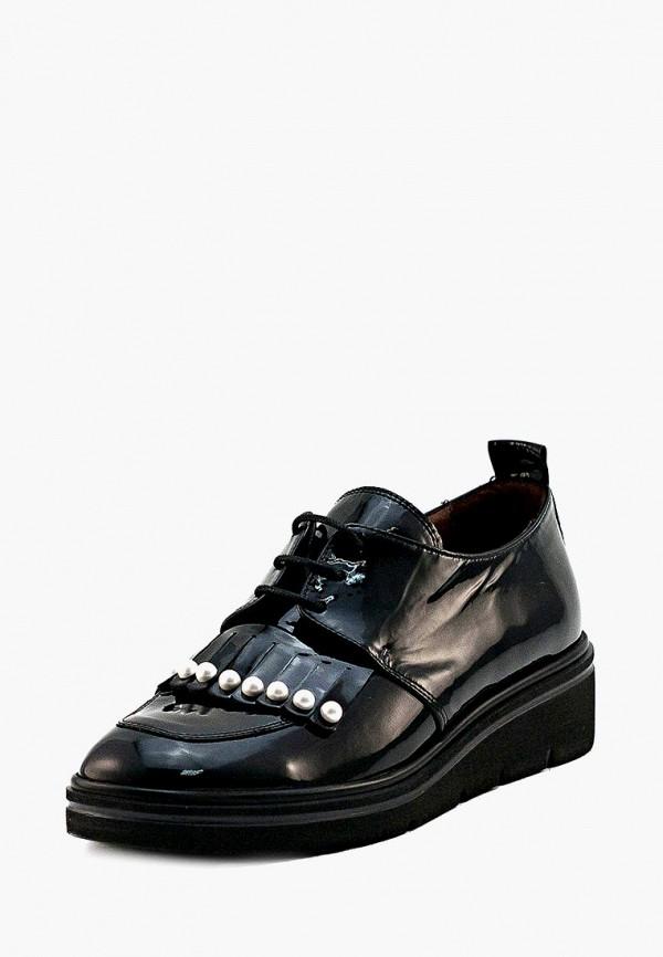 Купить Ботинки Hispanitas, MP002XW134H3, черный, Осень-зима 2017/2018