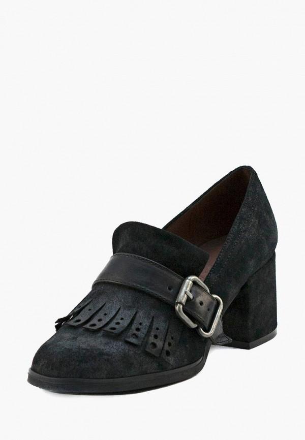 Купить Туфли Hispanitas, MP002XW134HM, черный, Осень-зима 2017/2018