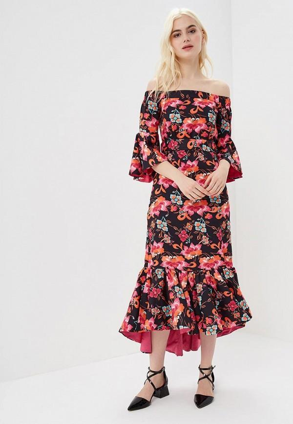 женское повседневные платье cavo, розовое