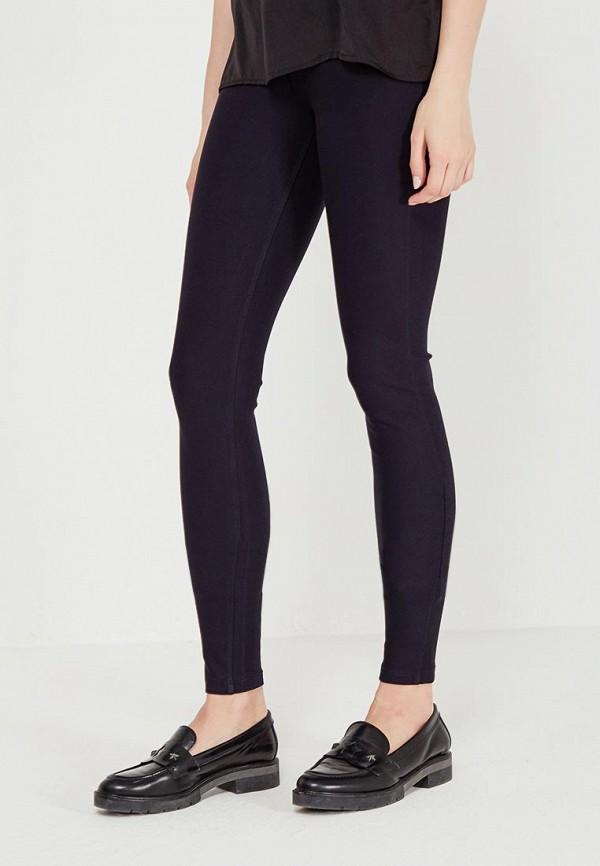 женские классические брюки whitney, синие