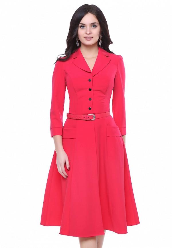 Купить Платье Grey Cat, DAMIRA, mp002xw13dk7, красный, Весна-лето 2019