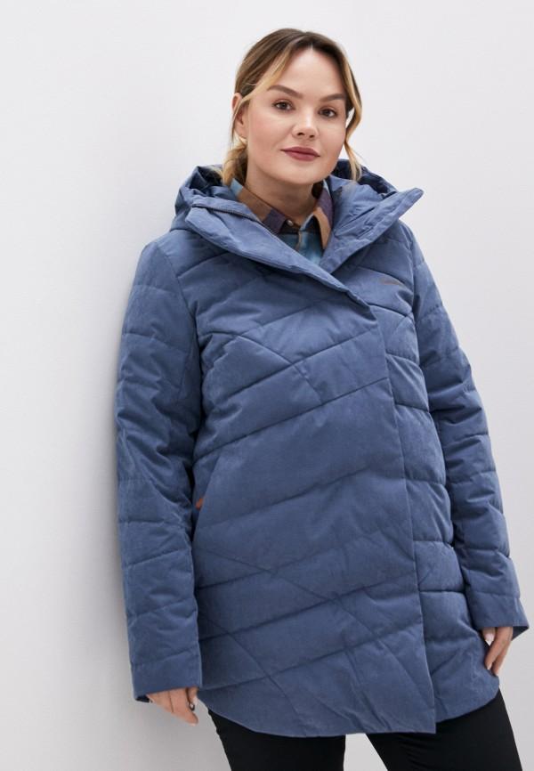 женская спортивные куртка merrell, синяя