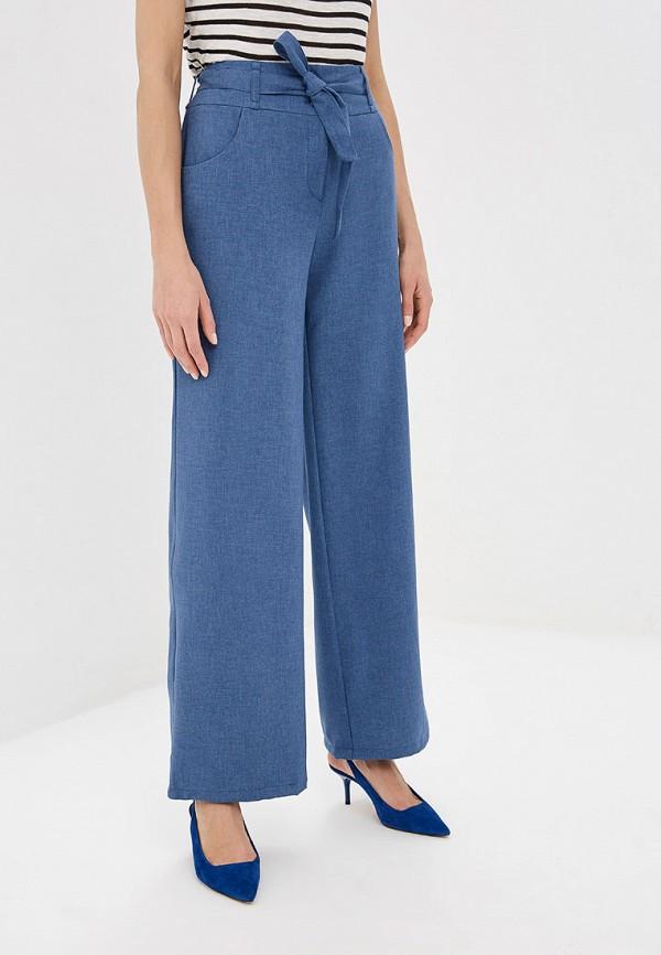женские повседневные брюки viserdi, синие