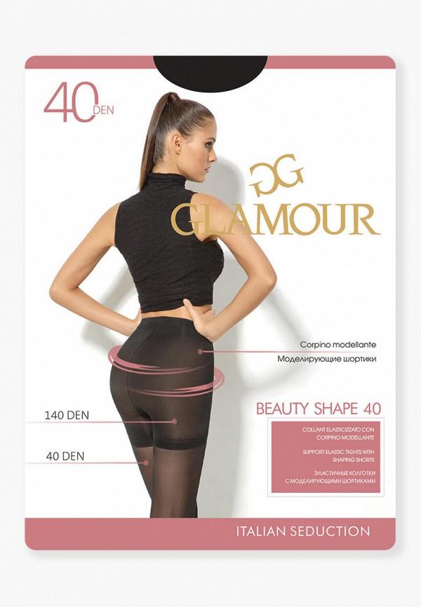Колготки Glamour Glamour MP002XW13EK4 колготки glamour velour 5 70 den черный