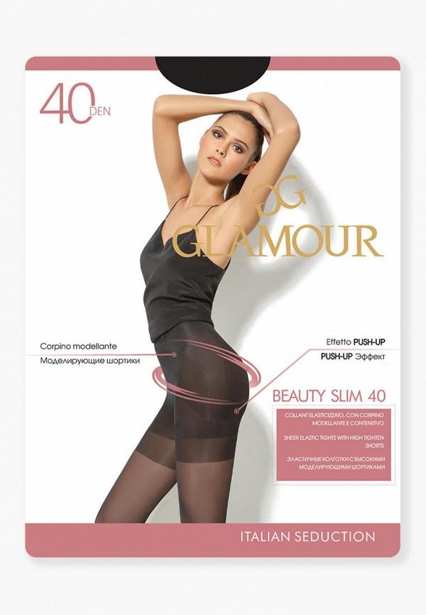 Колготки Glamour Glamour MP002XW13EKB колготки glamour velour 5 70 den черный